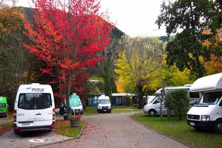 房车营地的基本设施